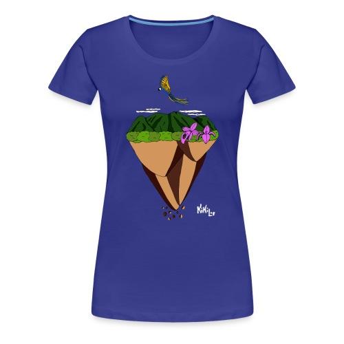 El Ávila Flotante - Camiseta premium mujer