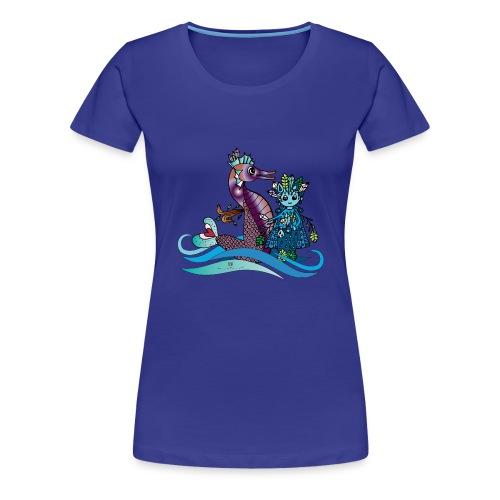 Energiewesen Maretumi - Frauen Premium T-Shirt
