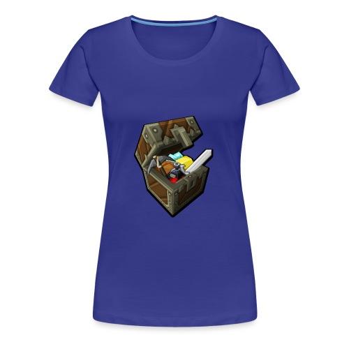 BDcraft Chest - Women's Premium T-Shirt