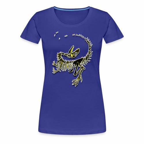 dino 4 - Camiseta premium mujer