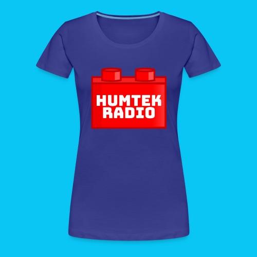 Radio - Dame premium T-shirt