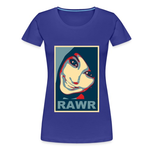 rawr big - Women's Premium T-Shirt