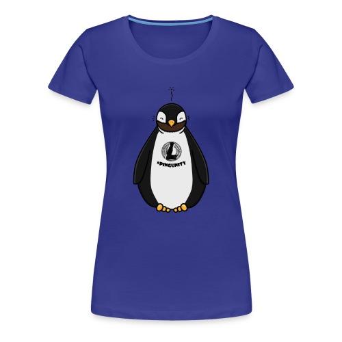 Pingu Shirt - für Männlein - Women's Premium T-Shirt