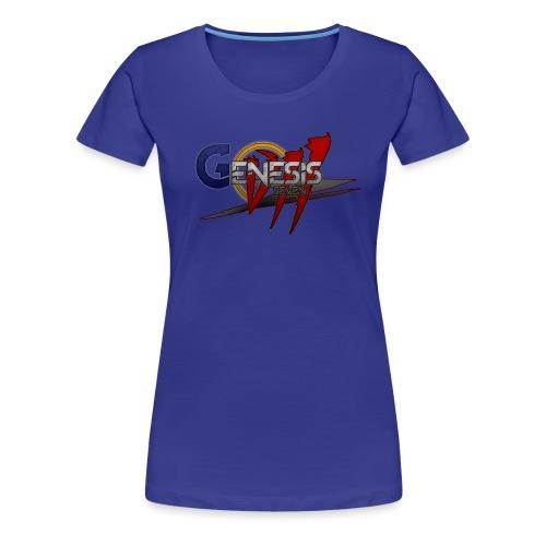 GenesisVII 'Seven' Logo - Women's Premium T-Shirt