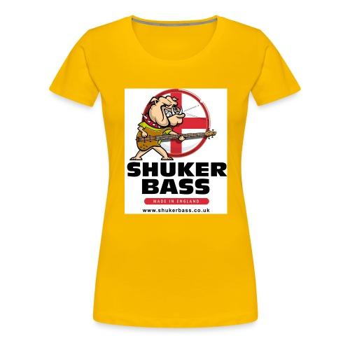 shukert2 - Women's Premium T-Shirt