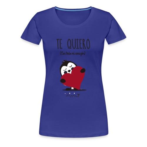 te quiero - Camiseta premium mujer