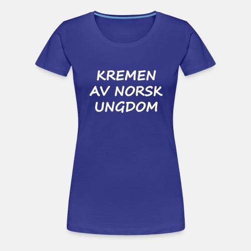 Kremen av norsk ungdom