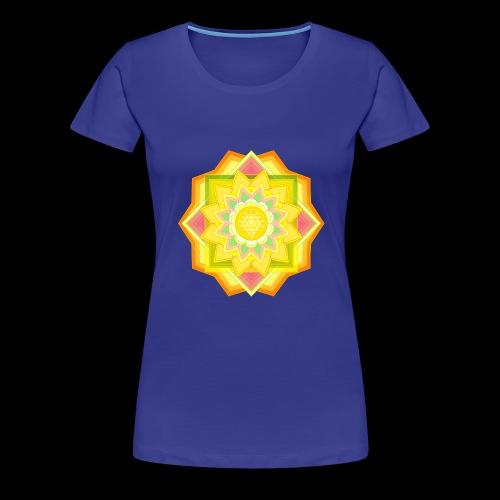 mandala 5 - Women's Premium T-Shirt