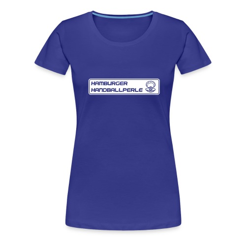 hamburger handballperle - Frauen Premium T-Shirt