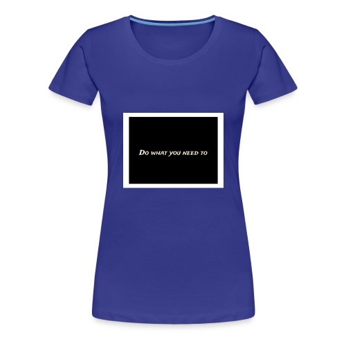 my merch - Women's Premium T-Shirt