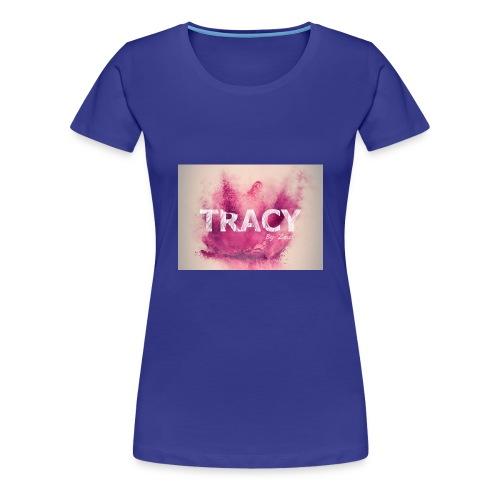 Tracy - Women's Premium T-Shirt