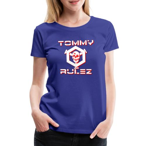 TommY RuleZ - Koszulka damska Premium