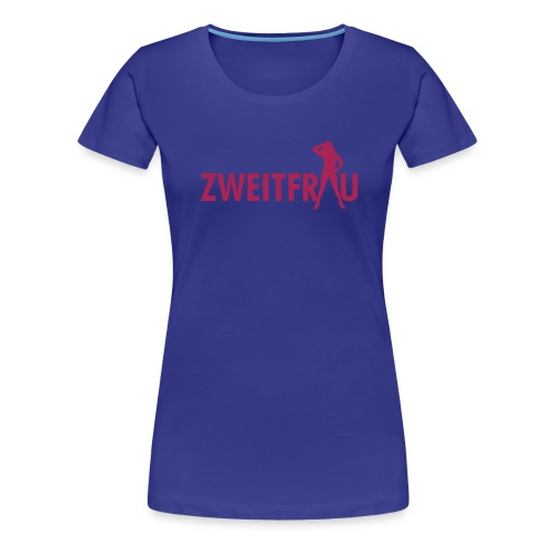 zweitfrau - Frauen Premium T-Shirt
