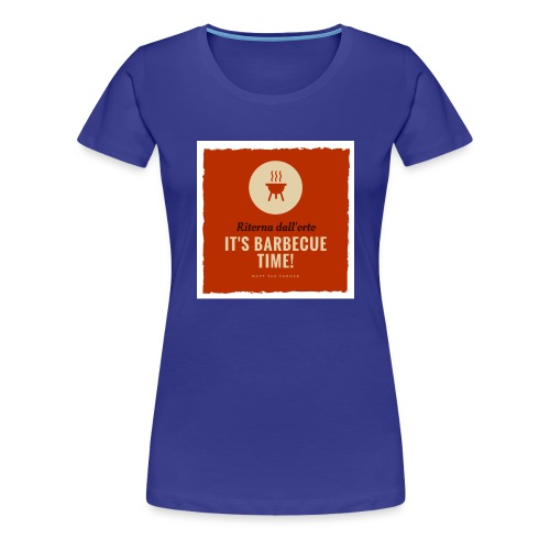 Solo una cosa può farti tornare dall'orto... - Maglietta Premium da donna