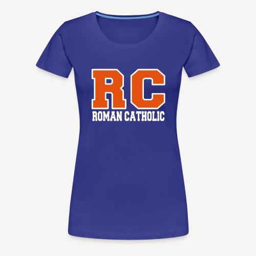 RC ROMAN CATHOLIC - Women's Premium T-Shirt