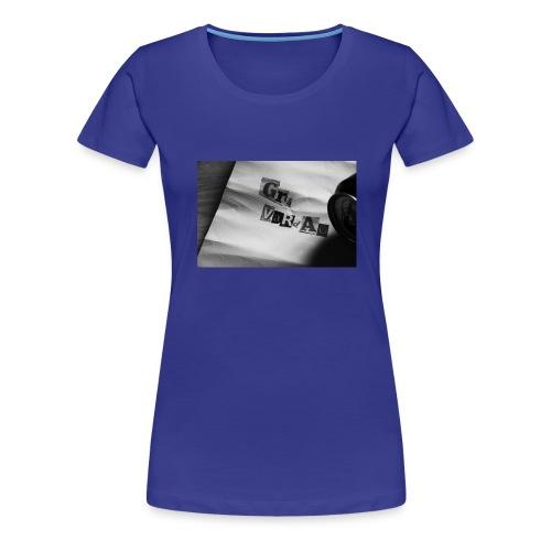 paper_-2- - Premium-T-shirt dam