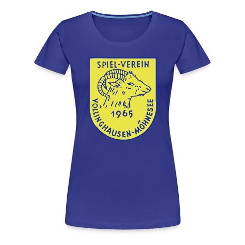 svv big - Frauen Premium T-Shirt