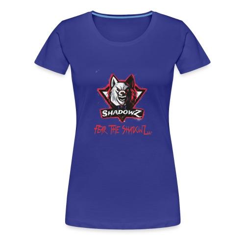full logo - T-shirt Premium Femme