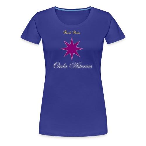 Erisk Artha 6 - Frauen Premium T-Shirt