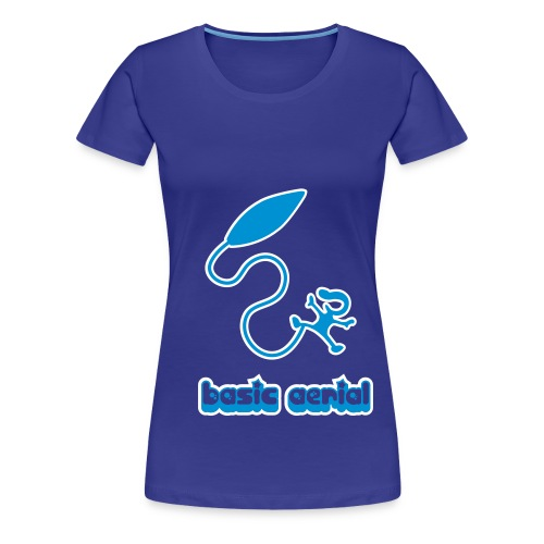 Basic Aerial - Women's Premium T-Shirt