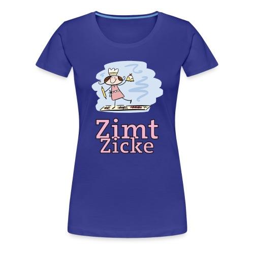 Zimt Zicke - Frauen Premium T-Shirt