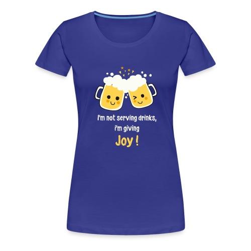 Giving Joy - Women's Premium T-Shirt