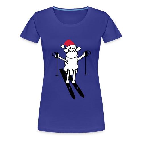 von_draussen_von_der_weide - Frauen Premium T-Shirt