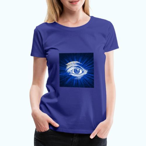 eye - Women's Premium T-Shirt