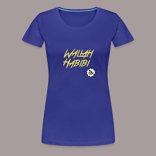 Modern + Cool +Spruch +Geschenk + Trend + Style - Frauen Premium T-Shirt