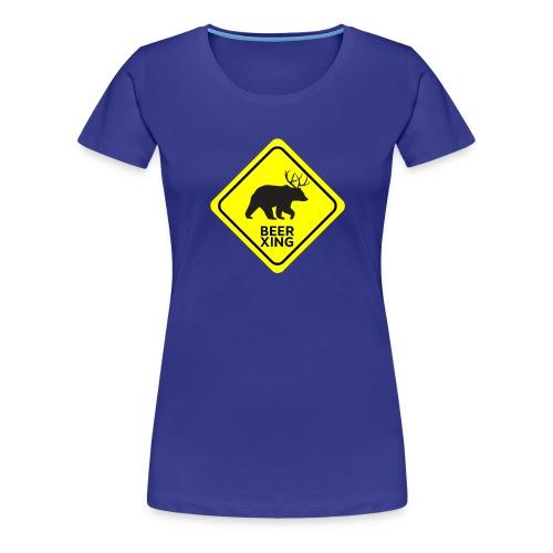 Macs Bear - Maglietta Premium da donna