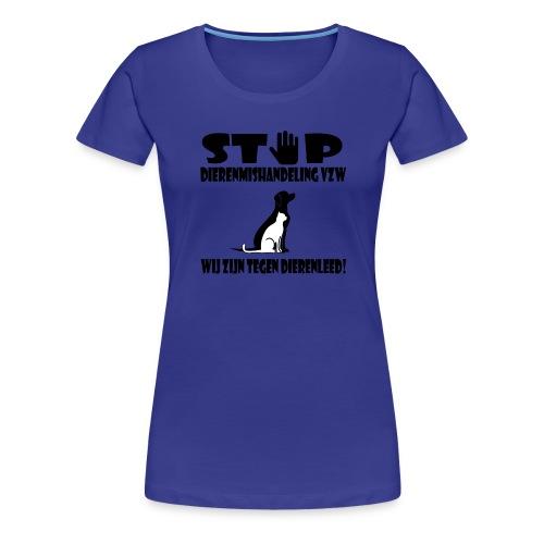sd vzw - Vrouwen Premium T-shirt
