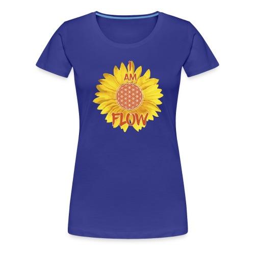 I AM FLOW - Women's Premium T-Shirt