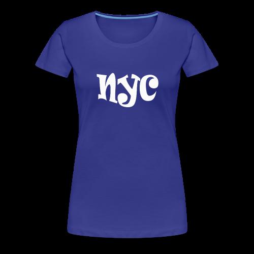 New york city - Camiseta premium mujer