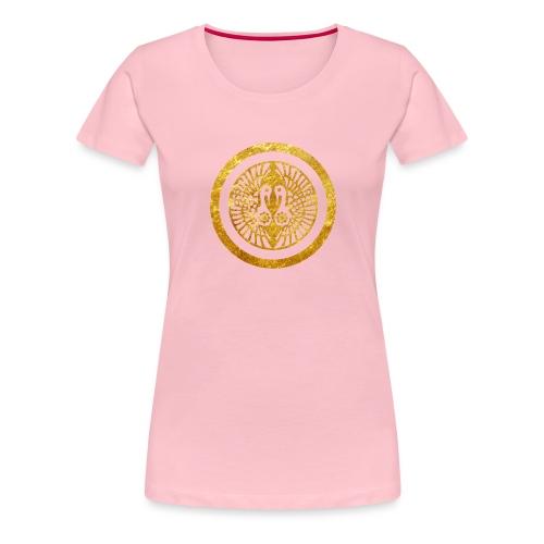 Ikko Ikki Mon Japanese clan - Women's Premium T-Shirt
