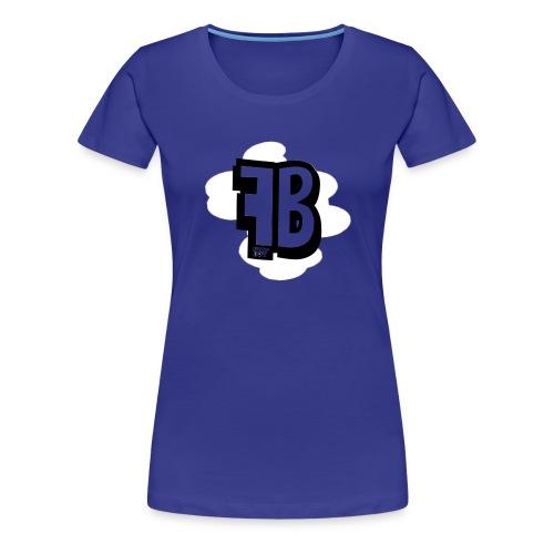 MANNEN BASKETBAL SHIRT - Vrouwen Premium T-shirt