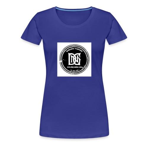 DNG SEAL BLACK - Women's Premium T-Shirt
