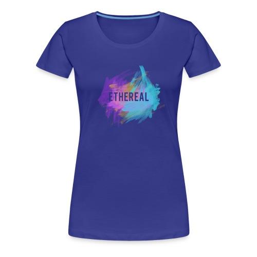 -ETHEREAL- - Premium-T-shirt dam