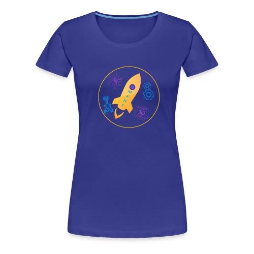 SMAR'T-Shirt - Frauen Premium T-Shirt