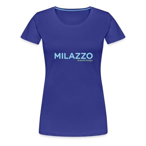 MILAZZO - Maglietta Premium da donna