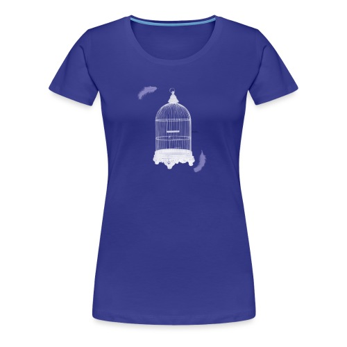 Trapped Inside - Women's Premium T-Shirt