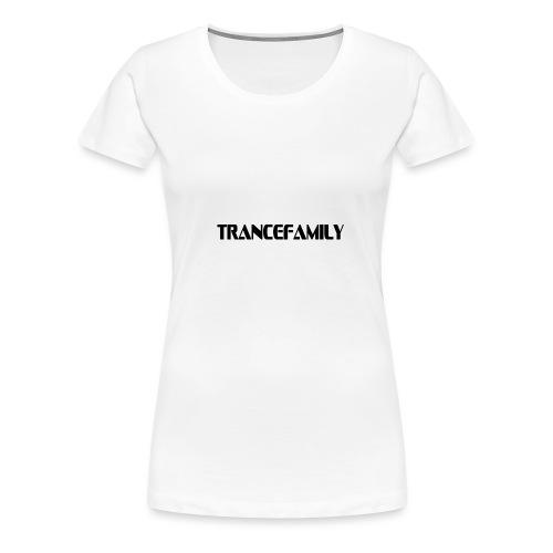trancefamily - Premium-T-shirt dam
