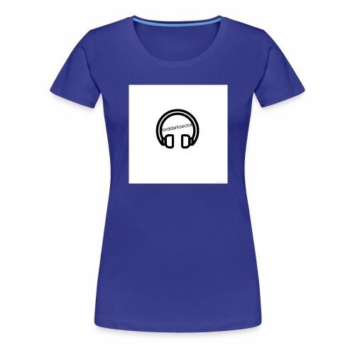 Headphones - Women's Premium T-Shirt