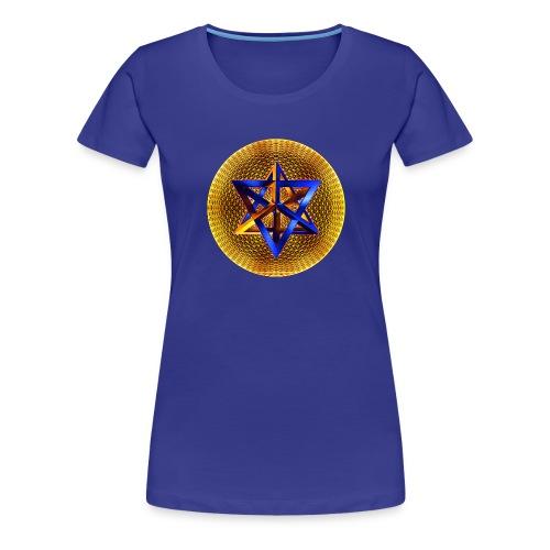 Merkaba - Frauen Premium T-Shirt