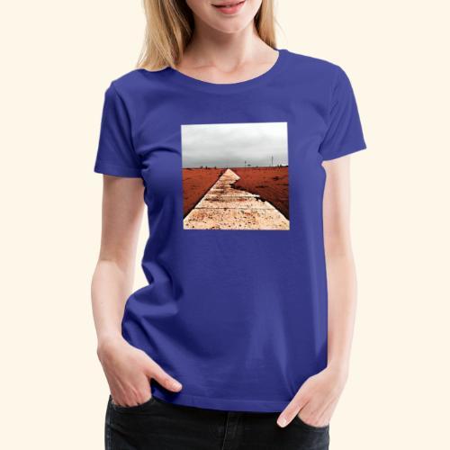 Mare d'inverno - Maglietta Premium da donna