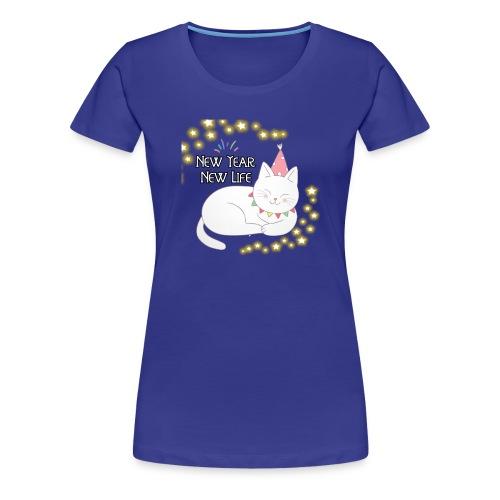 New Year New Life - Camiseta premium mujer