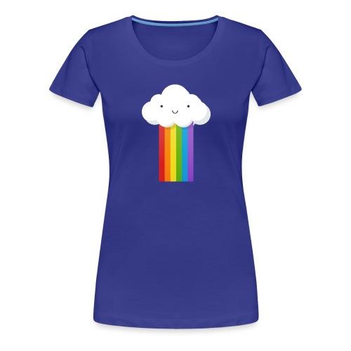 cloud - Maglietta Premium da donna