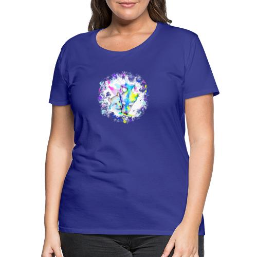 Loups - T-shirt Premium Femme