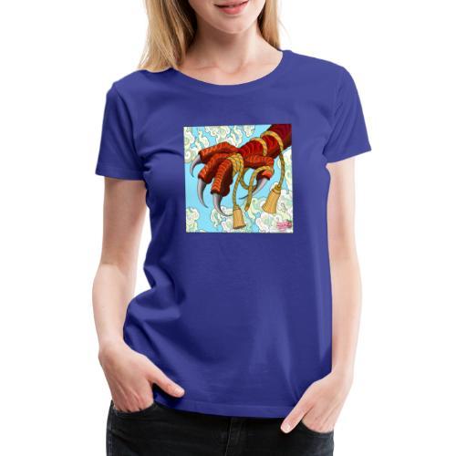 klo - Dame premium T-shirt
