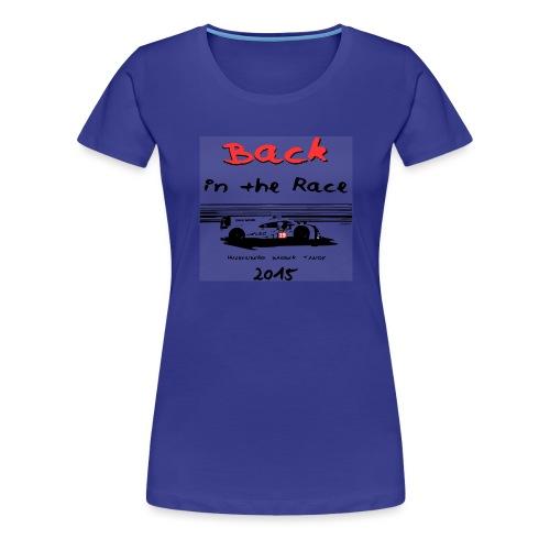 919 back in the race 2 - T-shirt Premium Femme