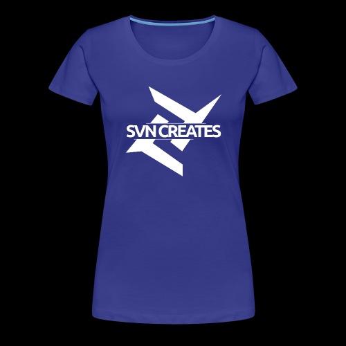 SVN Shirt logo 1 png - Vrouwen Premium T-shirt
